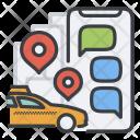 Book cab Icon