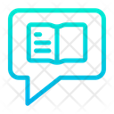 Book Chat Icon