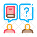 Book Discussion Icon