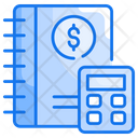 Book Keeping Business Organization Icon