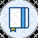 Book Mark Book Tag Icon