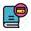 Book Payment Icon