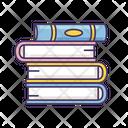 Book Pile Icon