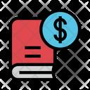 Book Price Icon