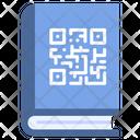 Book Qr Code Icon