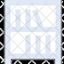 Book Racks Icon
