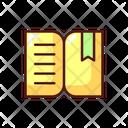 Book Reader App Icon
