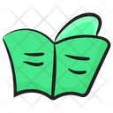 Reading Study Learning Icon