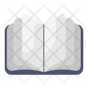 Book Reading Curriculum Notebook Icon
