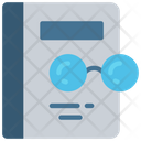 Book Research Icon