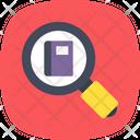 Book Search Ebook Icon