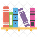 Choosing Book Book Selection Bookkeeping Icon