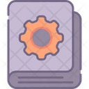 Mbookmarking Services Book Service Bookmark Service Icon