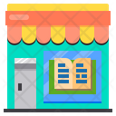 Book Shop Icon