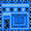 Book Readding Shop Icon