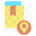 Book Shop Location Icon