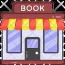 Book Shop Book Store Store Icon