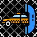 Book Taxi Icon