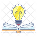 Book Wisdom Creative Education Creative Knowledge Icon