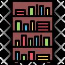 Bookcase Book Furniture Icon