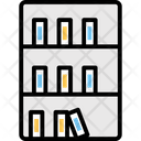 Bookcase Icon