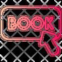 Book Button Icon