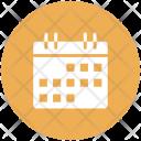 Booking Calendar Date Icon
