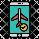 Flightmode Phone Airplane Icon