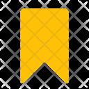 Bookmark Read Flag Icon