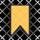 Bookmark Label Tag Icon