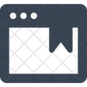 Bookmark Browser Favorite Icon