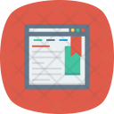 Bookmark Browser Ribbon Icon
