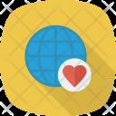 Bookmark Favorite Global Icon