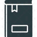 Bookmark Diary Notebook Icon