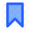 Bookmark Mark Flag Icon