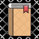 Bookmark Books Education Icon