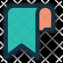 Bookmark Tag Ribbon Icon