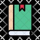 Bookmark Book Education Icon