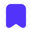 Bookmark Save Mark Icon