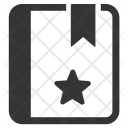 Bookmark Document Favorite Icon