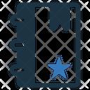 Bookmark Signal Reminder Icon
