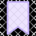 Bookmark Flag Mark Icon