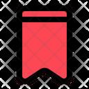 Bookmark Badge Save Icon