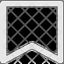 Bookmark Tag Save Icon