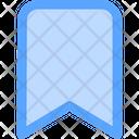 Bookmark Favourite Book Icon
