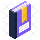 Bookmark File Bookmark Favourite Book Icon