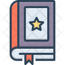 Bookmark Novels Fiction Icon