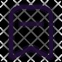 Bookmark Website Bookmark Mark Icon