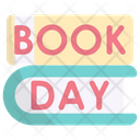 Book Day Icon