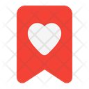 Bookmark Favorite Tag Icon